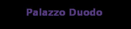 Palazzo Duodo